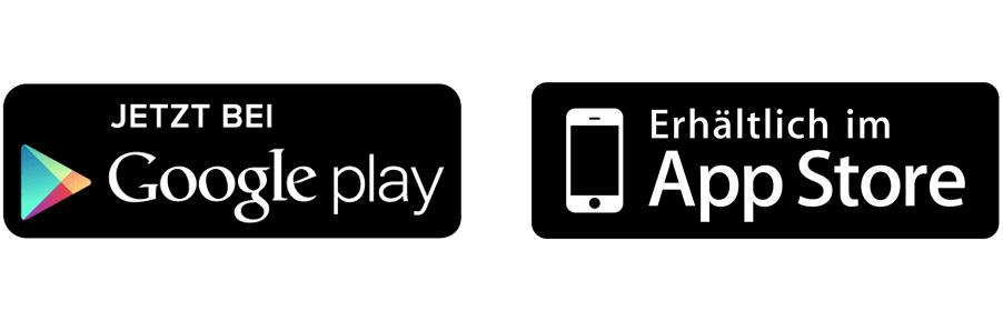 App Store Google Playstore